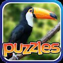 Bird Puzzles - Amazing Birds