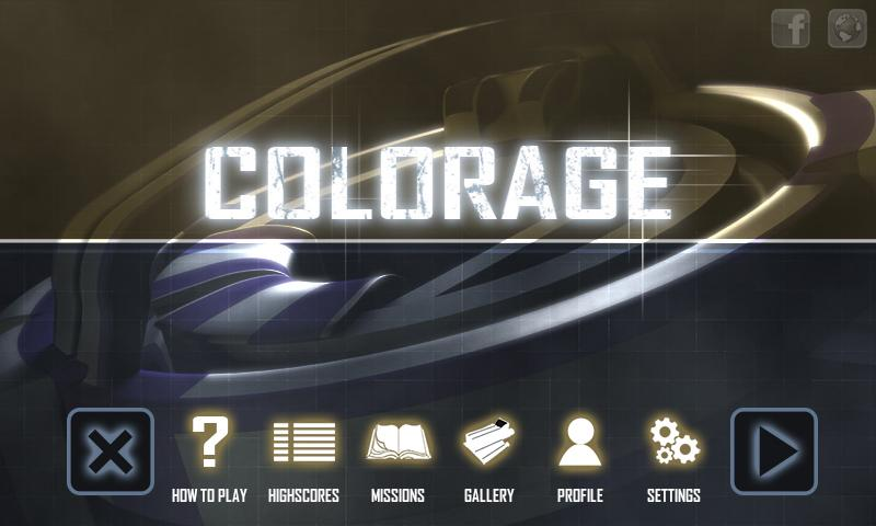 Colorage - screenshot