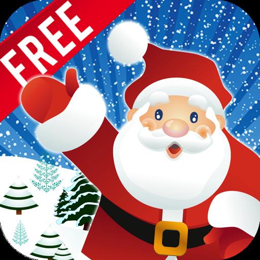 圣诞老人运行 街機 App LOGO-硬是要APP