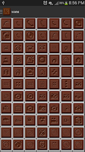 Chocolate Icon Pack v1.4.0