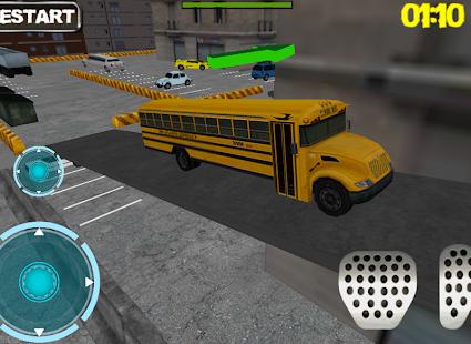 Ultra 3D Bus Parking - screenshot thumbnail