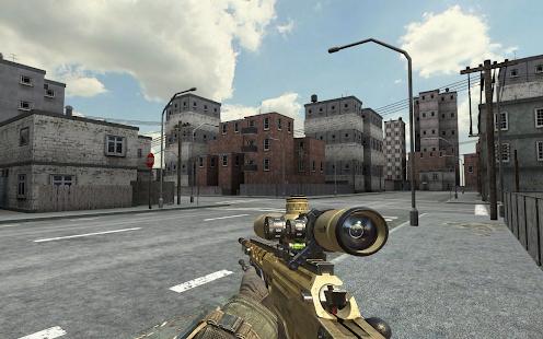 Shooting SWAT Sniper War