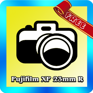 Free Apk android  XF 23mm F1.4 R Tutorial 1  free updated on