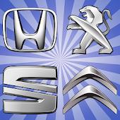 Logo Quiz: Cars
