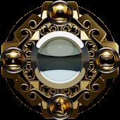GO Locker Theme Golden Knight