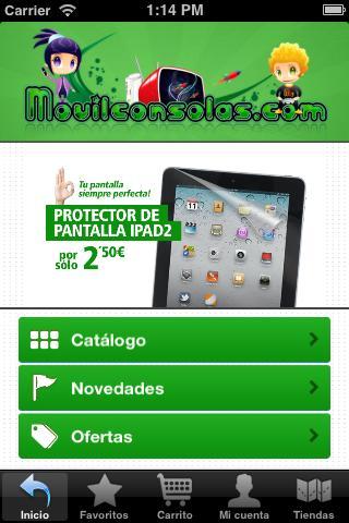 【免費購物App】MovilConsolas-APP點子
