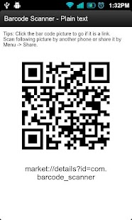 Barcode Scanner Handy Shopping - screenshot thumbnail