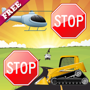 Vehicles and Trucks for Kids for PC and MAC