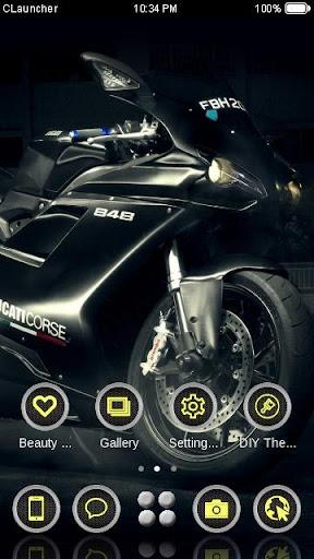 赛车手机主题 交通運輸 App-癮科技App