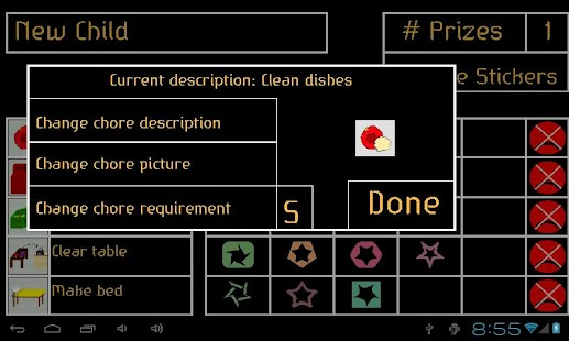 Chore Chart - screenshot thumbnail