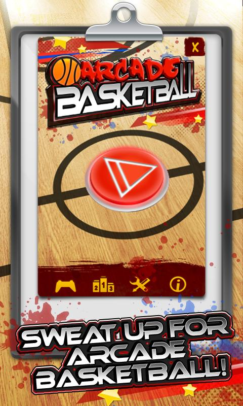 Super Arcade Basketball- screenshot