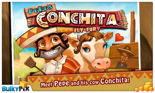 Pepe's Conchita: Fly Fury