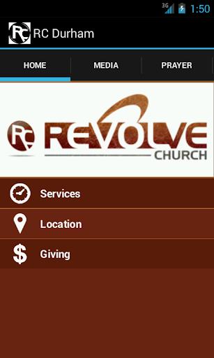 Revolve Church