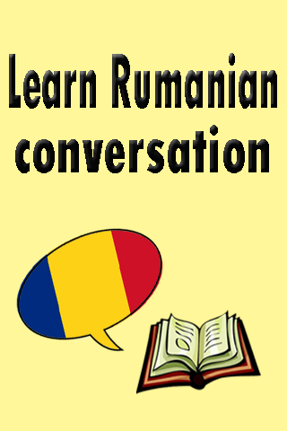 Learn Rumanian conversation