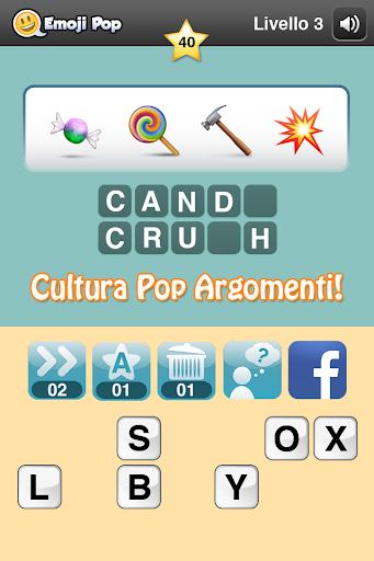 Emoji Pop Italiano™: Play Now