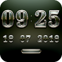 SENTIMEN Digital Clock Widget