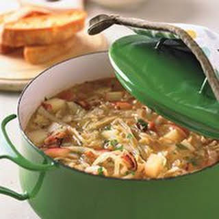 Cabbage Potato Bacon Soup Recipes.
