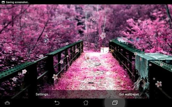 Wallpaper japanische kirschblüten  herunterladen Kirschblüte Live Hintergrund APK - APKName.com