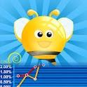 蜜蜂股票-国内股票行情(mobee) logo