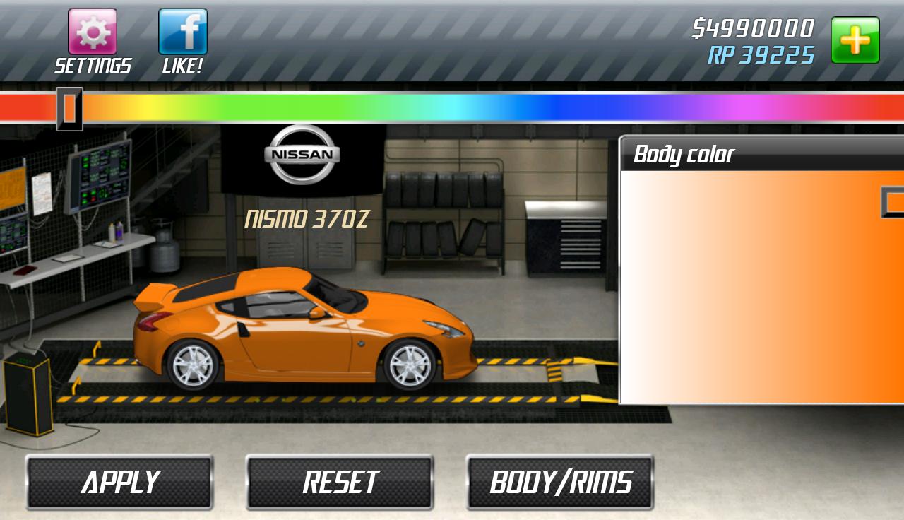 Drag Racing screenshot #10