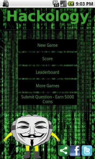 Hackology - The Hacker Quiz