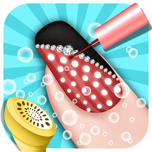Princess Nail Art 休閒 App Store-癮科技App