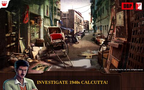 Detective Byomkesh Bakshy v1.0