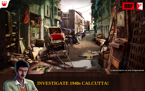 Detective Byomkesh Bakshy- screenshot thumbnail