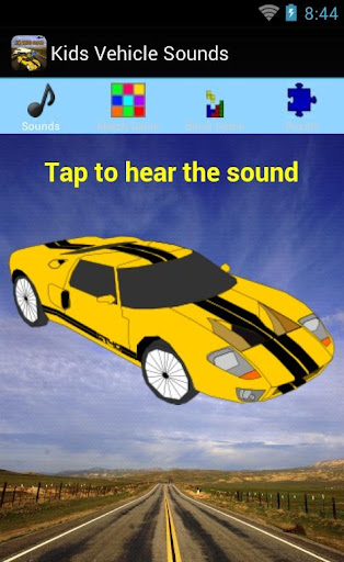 Kids Vehicle Sounds|玩休閒App免費|玩APPs