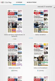 L'Est Républicain- screenshot thumbnail