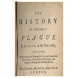 History of the Plague in Londo