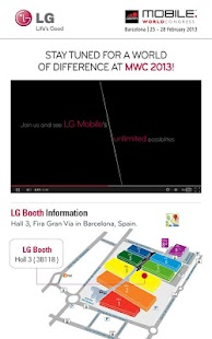 LG MWC - screenshot thumbnail