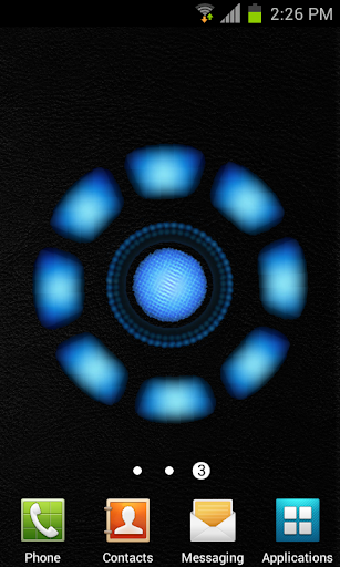 Download New Arc Reactor Live Wallpaper Google Play Softwares