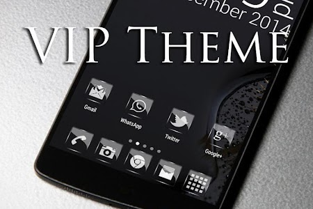 VIP Nova Theme & Icon Pack v1.4