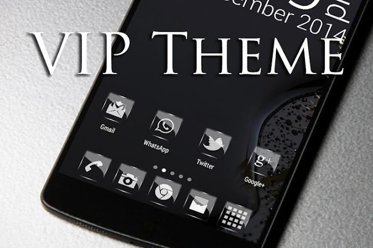 Download VIP Icon Set & Nova Theme Nova Launcher Themes APK