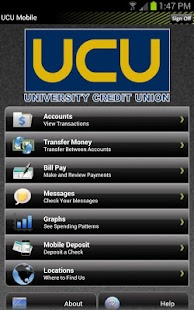 UCU Mobile Finance Manager - screenshot thumbnail