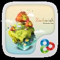 Zachariah GO Launcher Theme icon