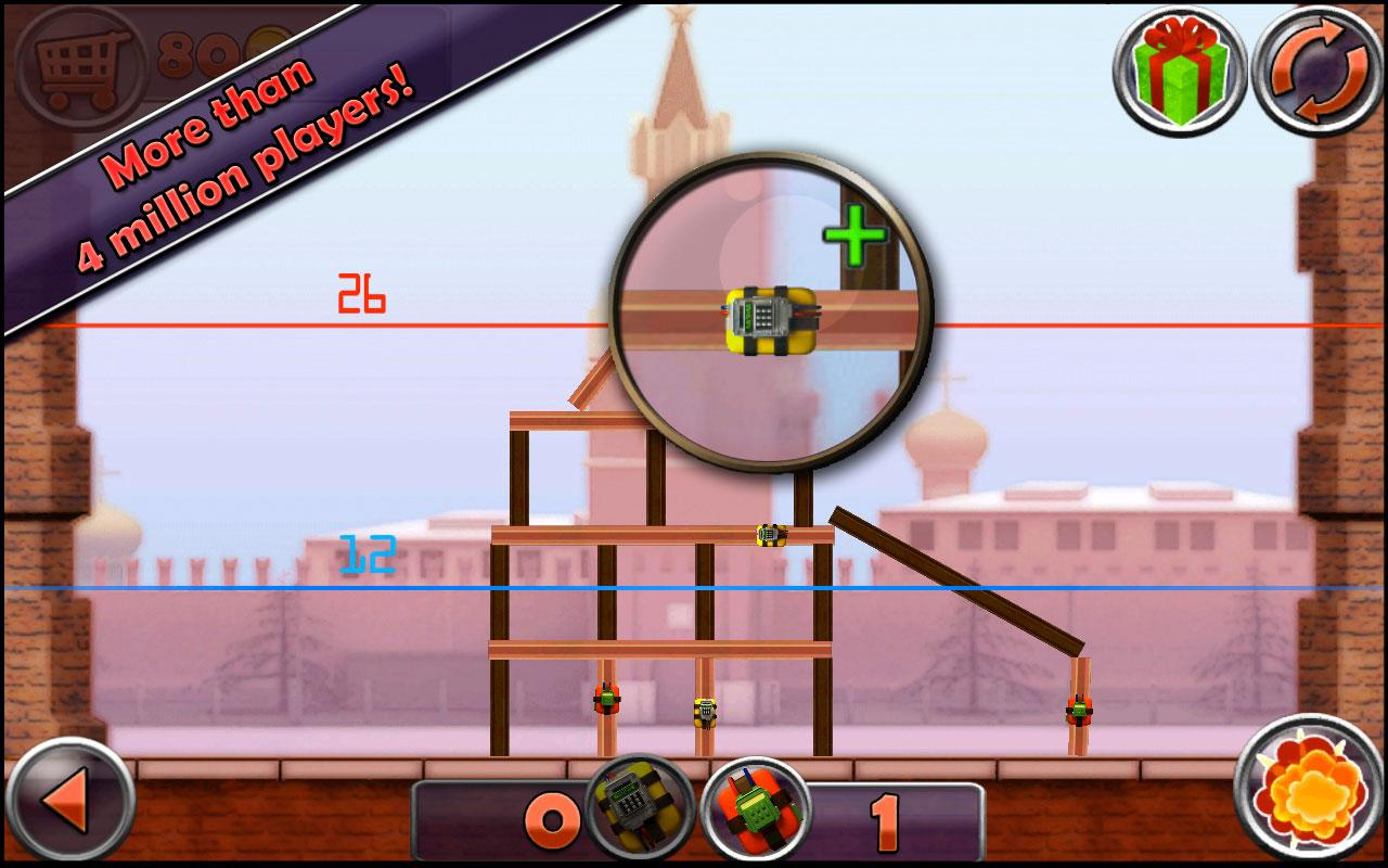 Demolition Master - screenshot