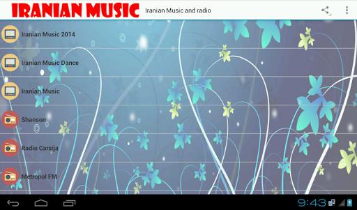 Iranian Music Radio
