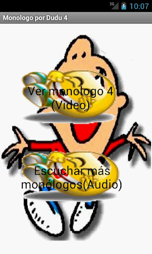 Monologo por Dudu 4º video