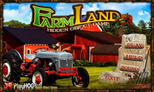 Farmland - Free Hidden Objects