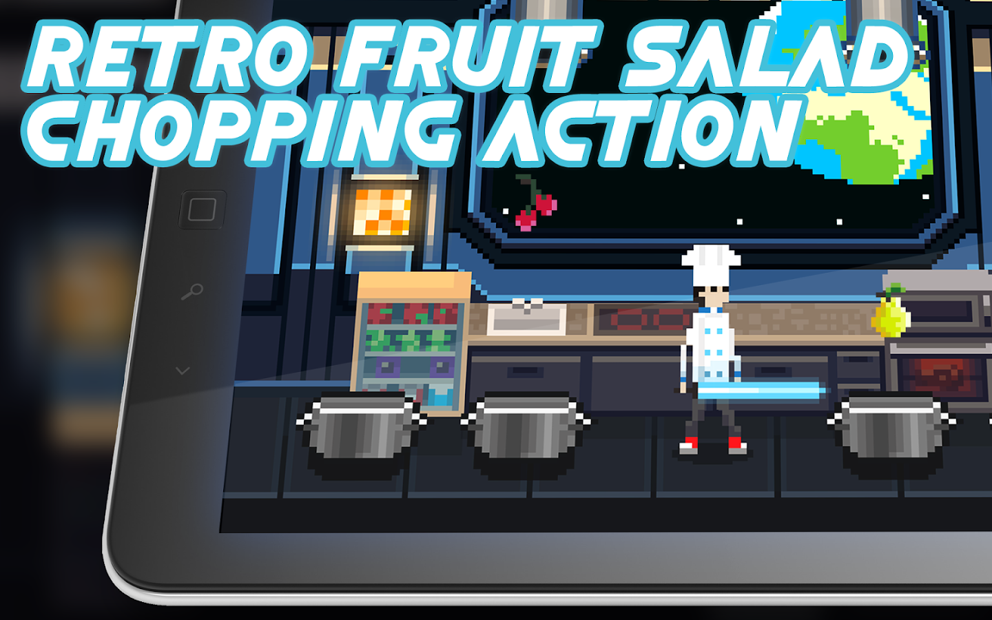 Laser Sword Chef 2099- screenshot