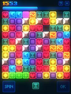 Glow Grid - Retro Puzzle Game Screenshot 16