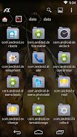 Screenshot of FX Faenza Icon Theme