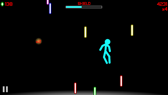 Ragdoll Laser Dodge Free - screenshot thumbnail