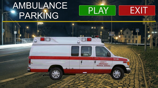 Ambulance Quest Park in City