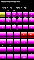 Screenshot of Scientific Calculator Free