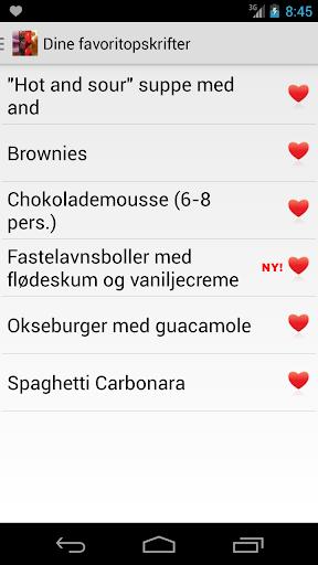 免費生活App|Jeg elsker mad|阿達玩APP
