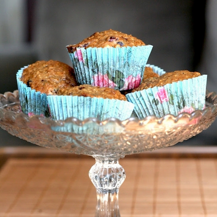 Oatmeal Muffins Recipe