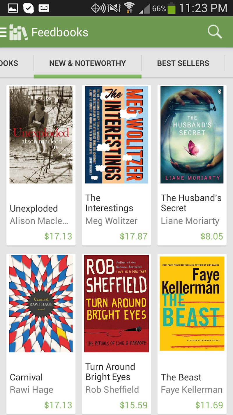 Aldiko Book Reader Premium Screenshot 6